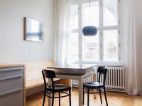 Pronájem bytu 2+1 v družstevním vlastnictví 76 m², Praha 7 - Holešovice