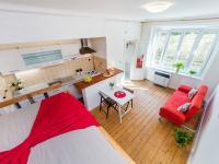 Prodej bytu 1+kk v osobním vlastnictví 28 m², Praha 8 - Libeň