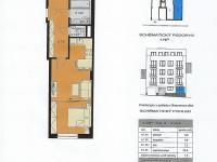Prodej bytu 2+kk v osobním vlastnictví 41 m², Praha 8 - Libeň