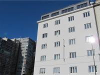 Průčelí domu - Prodej bytu 2+kk v osobním vlastnictví 55 m², Praha 10 - Michle