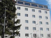 Průčelí domu - Prodej bytu 1+kk v osobním vlastnictví 52 m², Praha 10 - Michle