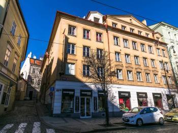 Pronájem bytu 3+kk v osobním vlastnictví 54 m², Praha 1 - Malá Strana