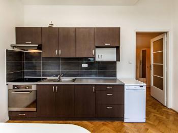 Pronájem bytu 2+1 v osobním vlastnictví 52 m², Praha 3 - Žižkov