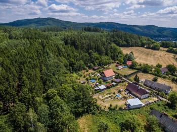 Prodej pozemku 4000 m², Jince