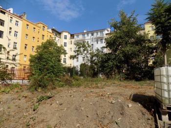Pozemek pro bydlení na prodej, Praha 2 (Vinohrady)