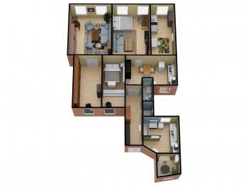 Prodej bytu Atypický v osobním vlastnictví 145 m², Praha 1 - Nové Město (ID 212-N01735)