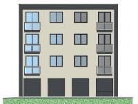Prodej bytu 2+kk v osobním vlastnictví 61 m², Znojmo