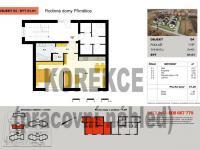 Prodej bytu 2+kk v osobním vlastnictví, 53 m2, Znojmo