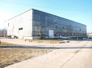 Pronájem komerčního objektu 800 m², Božice