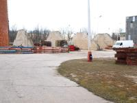 Pronájem komerčního prostoru (skladovací), 650 m2, Božice