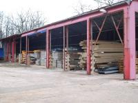 Pronájem komerčního prostoru (skladovací), 294 m2, Božice