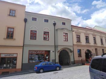 Prodej nájemního domu, 794 m2, Znojmo