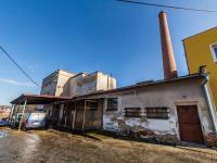 Pohled na objekt (Prodej výrobních prostor 2300 m², Rakovník)