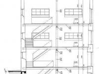 Budova A (Prodej nájemního domu 2300 m², Rakovník)
