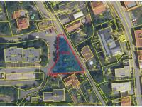 Prodej pozemku 762 m², Praha 4 - Krč