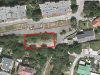 Prodej pozemku 717 m², Praha 4 - Krč