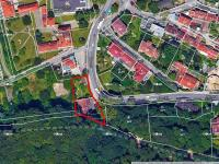 Prodej pozemku 829 m², Praha 6 - Liboc