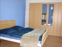 ložnice  (Pronájem bytu 3+1 v osobním vlastnictví 125 m², Praha 5 - Hlubočepy)