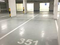 Parkovací stání (Pronájem bytu 1+kk v osobním vlastnictví 33 m², Praha 3 - Žižkov)