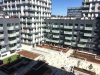 Komplex Garden Towers (Pronájem bytu 1+kk v osobním vlastnictví 33 m², Praha 3 - Žižkov)