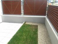Terasa/zahrada (Pronájem bytu 1+kk v osobním vlastnictví 33 m², Praha 3 - Žižkov)