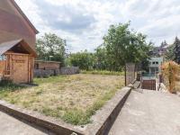 spodní část zahrady  (Pronájem domu v osobním vlastnictví 75 m², Praha 5 - Velká Chuchle)