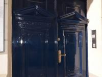 hlavní vchod - Pronájem kancelářských prostor 22 m², Praha 5 - Smíchov