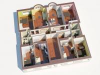 Prodej bytu 3+kk v osobním vlastnictví 56 m², Praha 5 - Smíchov