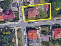 Prodej pozemku 695 m², Praha 9 - Hloubětín