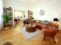 Prodej bytu 3+1 v osobním vlastnictví 119 m², Praha 1 - Nové Město