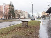Pohled na ulici Na Petřinách (Prodej bytu 2+1 v osobním vlastnictví 51 m², Praha 6 - Veleslavín)
