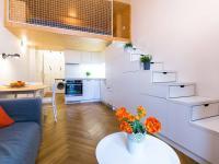 Pronájem bytu 1+kk v osobním vlastnictví 22 m², Praha 7 - Holešovice