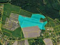 Prodej pozemku 48988 m², Příbram