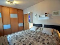 ložnice s vestavěnou skříní  - Prodej bytu 2+kk v osobním vlastnictví 61 m², Praha 5 - Zbraslav