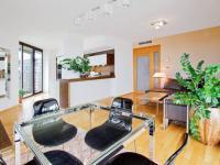 Obývací pokoj - Pronájem bytu 3+kk v osobním vlastnictví 96 m², Praha 3 - Žižkov