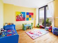 Dětský pokoj - Pronájem bytu 3+kk v osobním vlastnictví 96 m², Praha 3 - Žižkov
