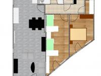 Prodej bytu 3+kk v družstevním vlastnictví 92 m², Horoměřice