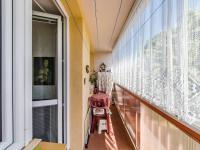 Lodžie 5,6 m2 SV - Prodej bytu 3+1 v osobním vlastnictví 70 m², Pardubice