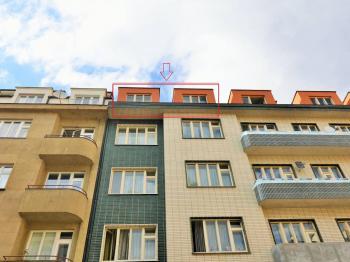 Prodej bytu 2+1 v osobním vlastnictví 75 m², Praha 1 - Staré Město