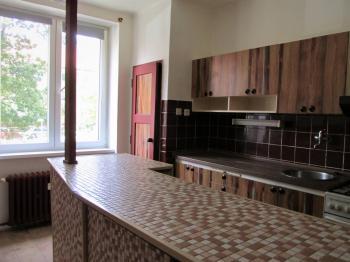 Kuchyň  - Pronájem bytu 2+1 v osobním vlastnictví 78 m², Příbram