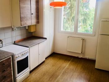 Kuchyně - Pronájem bytu 2+1 v osobním vlastnictví 50 m², Praha 10 - Strašnice