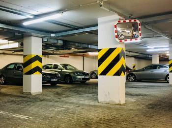Parkovací stání - Prodej garážového stání 24 m², Praha 5 - Košíře