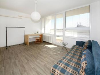 Pronájem bytu 1+kk v osobním vlastnictví 24 m², Praha 8 - Bohnice