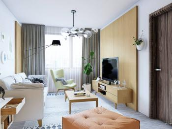 Prodej bytu 2+kk v osobním vlastnictví 55 m², Praha 10 - Uhříněves