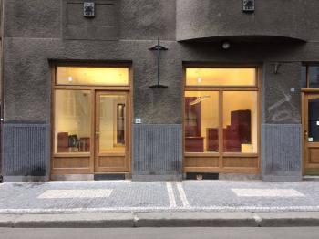 Pronájem kancelářských prostor 90 m², Praha 5 - Smíchov