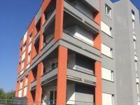 Pohled na dům - Pronájem bytu 1+kk v osobním vlastnictví 31 m², Praha 5 - Zličín