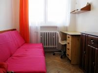 menší ložnice - Pronájem bytu 3+1 v družstevním vlastnictví 67 m², Praha 4 - Podolí