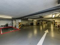Garážové stání - Prodej bytu 2+kk v osobním vlastnictví 46 m², Praha 10 - Uhříněves
