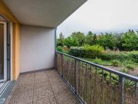 Lodžie s klidným výhledem - 6,67 m2 - Prodej bytu 2+kk v osobním vlastnictví 46 m², Praha 10 - Uhříněves