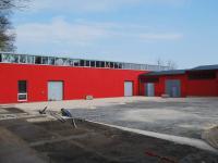 Pronájem výrobních prostor 1698 m², Heřmanův Městec
